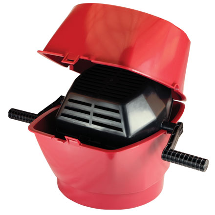 Double Action Rotary Sifter