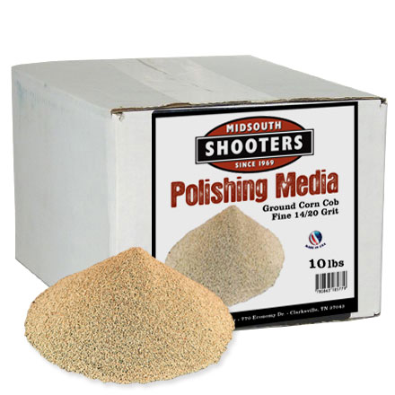 Untreated Corncob Media 10 Lbs