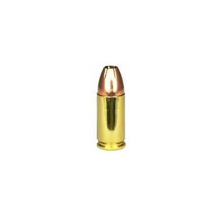 9mm 115 Grain Jacketed Hollow Point 50 Rounds