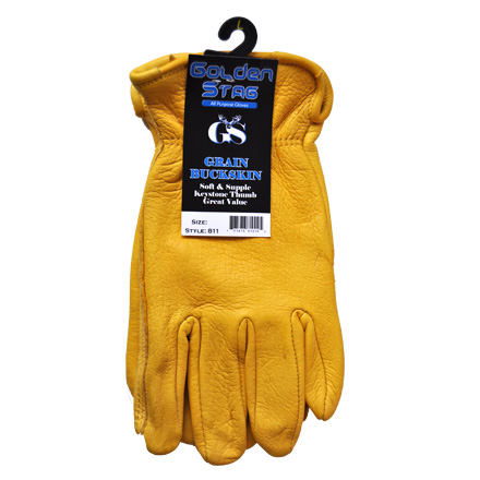 Image for Deerskin Gloves All Purpose Keystone Thumb (Large)