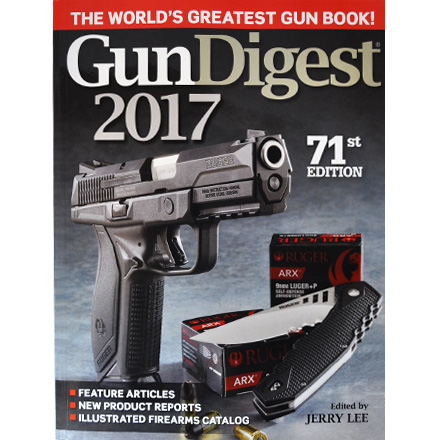 Image for Gun Digest 2017