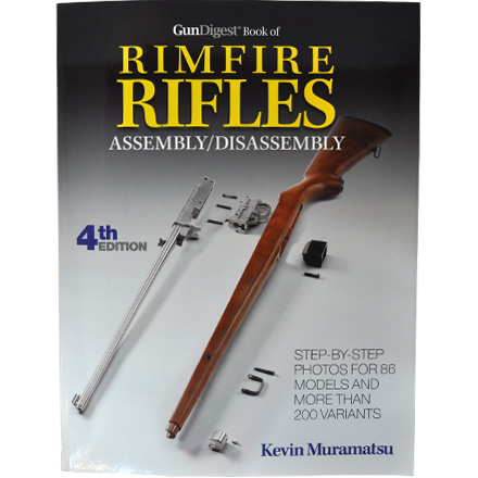 Image for Gun Digest Book Of Rimfire Rifles Assembly/Disassembly