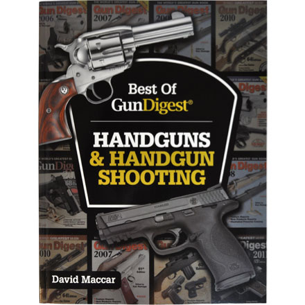 Image for Best of Gun Digest - Handguns & Handgun Shooting
