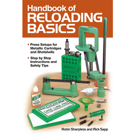 Image for Handbook of Reloading Basics