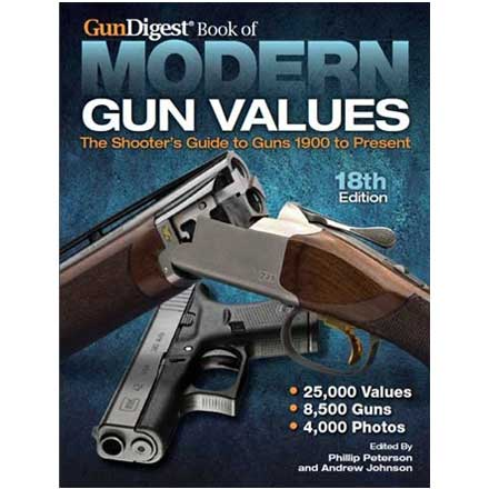 Image for Gun Digest Book of Modern Gun Values, 18th Ed