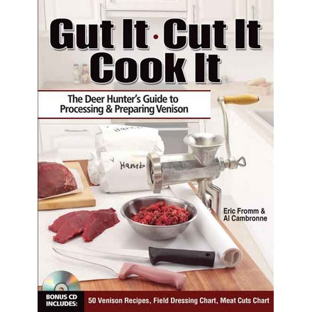 Image for Gut It-Cut It-Cook It Book and CD
