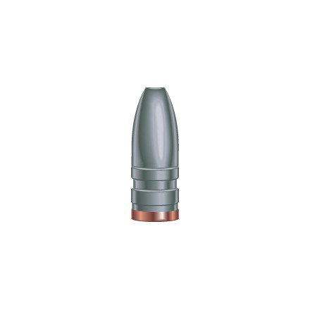 Double Cavity Rifle Bullet Mould #22-055-SP 22 Caliber .225 55 Grain Semi Point