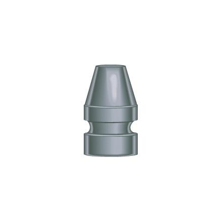 Double Cavity Pistol Bullet Mould #09-124-CN 9mm .356 124 Grain Conical Nose