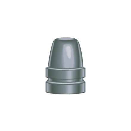 Double Cavity Pistol Bullet Mould #45-201SWC .452 201 Grain Semi Wad Cutter