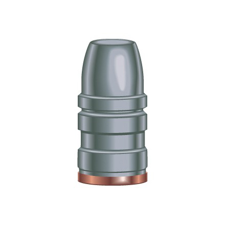 Double Cavity Pistol Bullet Mould #44-300-SWC .430 300 Grain Semi Wad Cutter