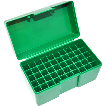 Small Rifle Ammo Box (50 Rounds)