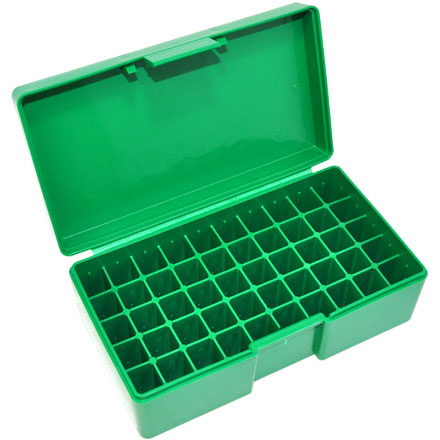 Large Pistol Ammo Box (50 Rounds)