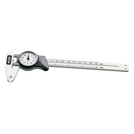 Dial Caliper and Case Length Gauge