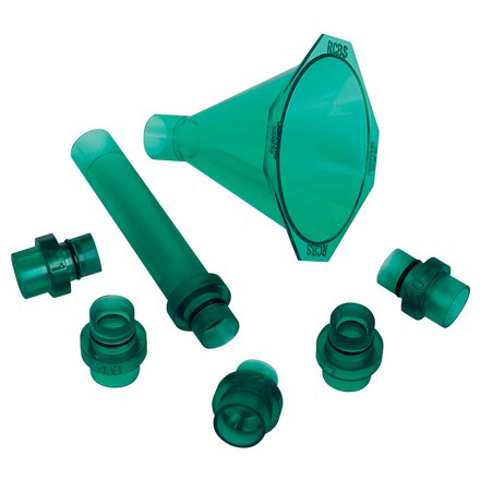 Image for Quick Change Powder Funnel Kit
