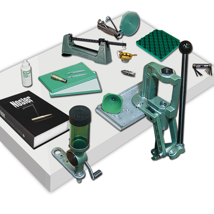 Rock Chucker Supreme Master Reloading Kit