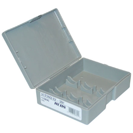 Image for Die Storage Box - Gray