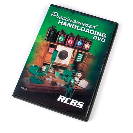 Image for Precisioneered Handloading DVD
