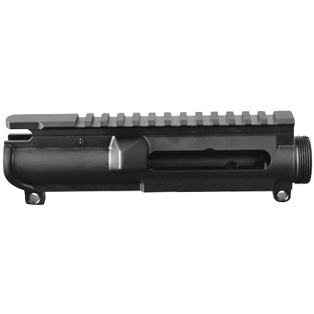 Image for 5.56/.223 AR15 Slick Side Upper Receiver No Foward Assist No Dust Cover