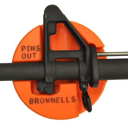 AR-15/M16 Front Sight Bench Block by Brownells