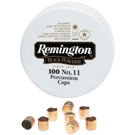 #11 Percussion Cap  (5000 Count)