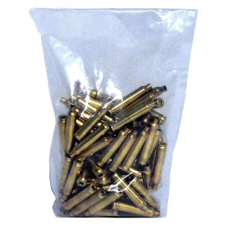 223  Remington (5.56mm)  Unprimed Rifle Brass 100 Count