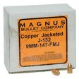9mm .355 Diameter 147 Full Metal Jacket 250 Count