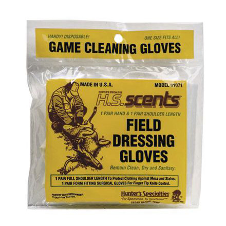 Image for Field Dressing Gloves (2 Pair)