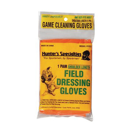 Image for Shoulder Length Field Dressing (Gloves 1 Pair)