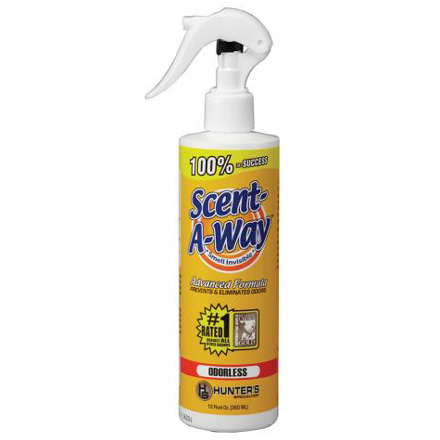 Image for Scent-A-Way Odorless Spray 12 Oz Spray Bottle