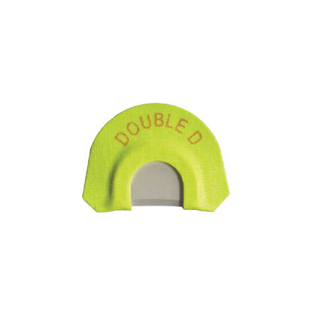 Image for Double D Premium Flex 2 Reed Mouth Call