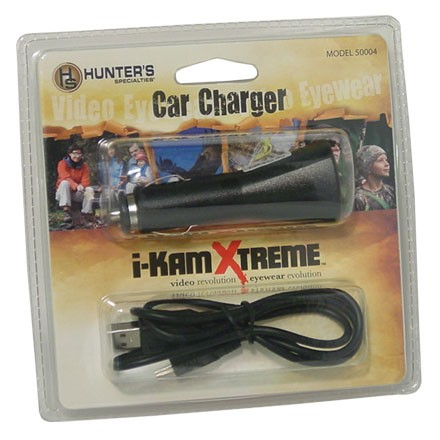 Image for I-KAM Xtreme Car Charger Gold
