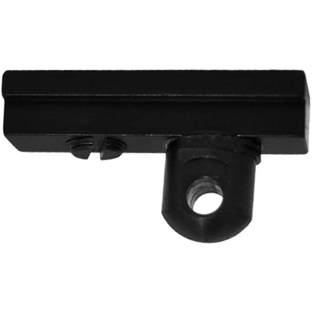 "Bipod Adapter 3/8"" Rail European"