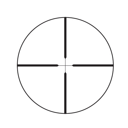 Z6 2.5-15x56mm BT Plex Reticle 30mm  Matte Finish