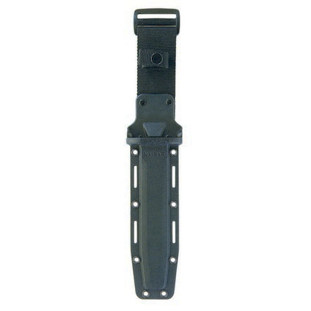 Full-Size Black Glass-Filled Nylon Sheath