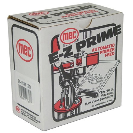 Image for 20 Gauge E-Z Prime Auto Primer Mark V, Versa Mec 700, 600 Jr