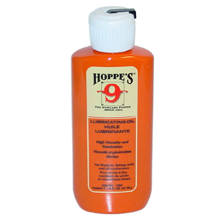 Hoppe's Lube Oil 2-1/4 Oz