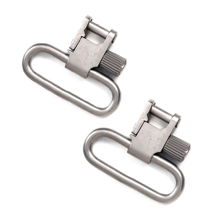 "Image for 1"" Quick Detach Sling Swivels Only (Nickel)"