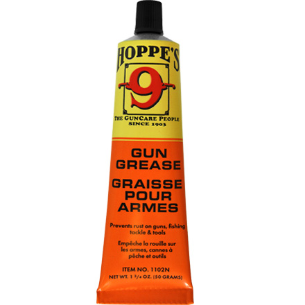 Hoppes #9 Gun Grease 1-3/4 Oz Tube