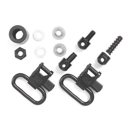 "Image for 1"" Quick Detach Sling Swivels For Most Autos (Black)"