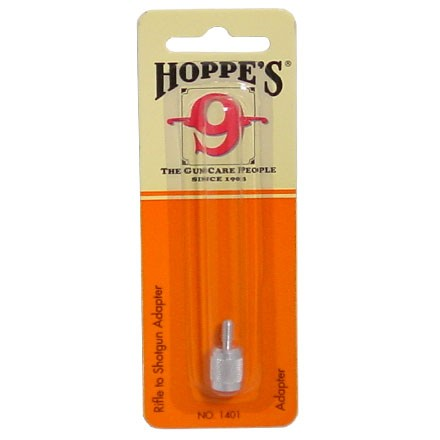 Hoppe's Rifle To Shotgun Rod Adapter 8/32