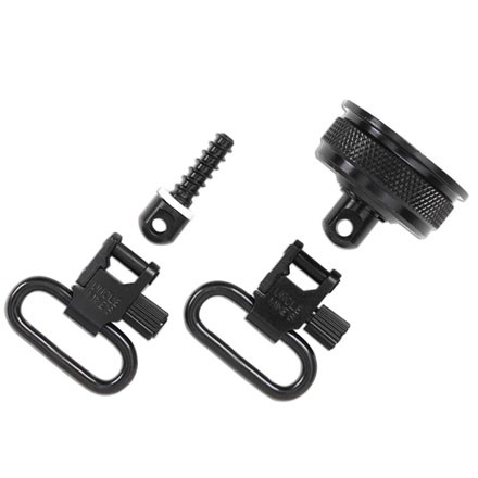 "Image for 1"" Cap and Swivel Set for Remington 12 Gauge 870 & 870 Youth (Black)"