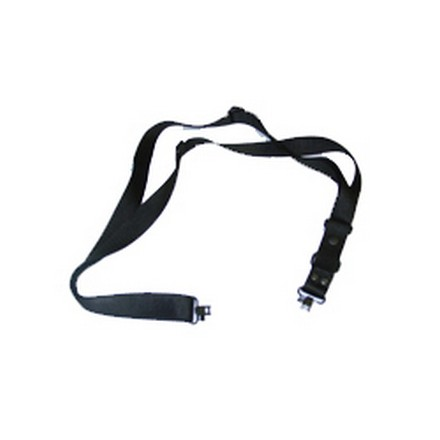 "Image for 1 1/4"" Tactical Sling With Swivels Black"
