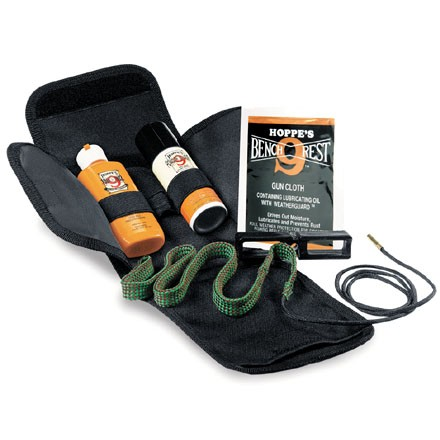 Hoppe's 357/38/9mm Boresnake Field Kit