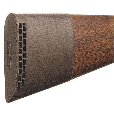 "Butler Creek Medium Brown Recoil Pads Slip-On .75"" Thickness"
