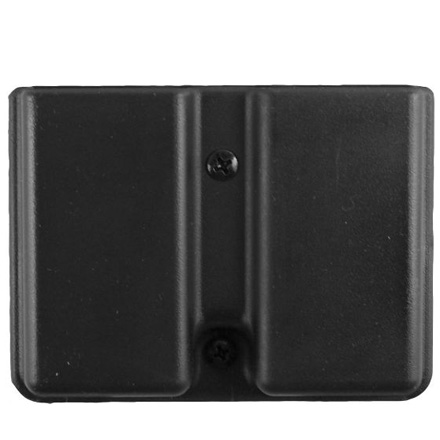 KYDEX Single Row Double Magazine Case With Belt Loop