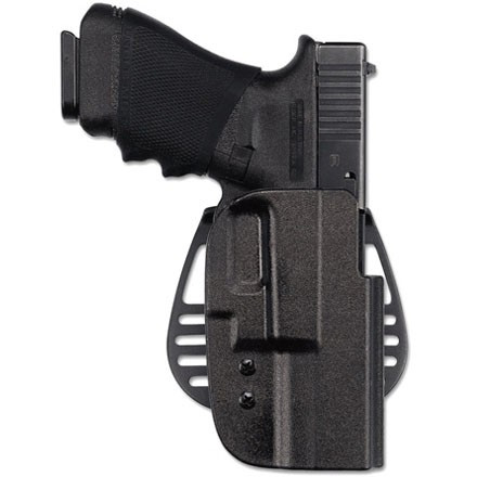 Size 26 KYDEX Paddle Holster Left Hand