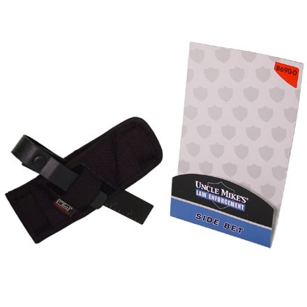 Side Bet Black Slide Holster for Use on Most Handguns