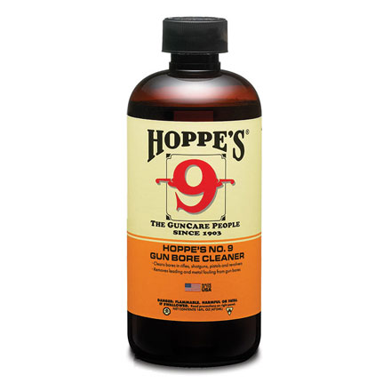 Hoppe's #9 Gun Bore Cleaner 16 Oz