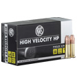 RWS .22 LR High Velocity Ammo Hollow Point 40 Grain 50 Rounds
