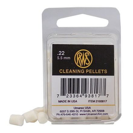 Image for Cleaning Pellets .22 Caliber 80 Count